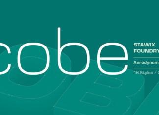 Cobe Font
