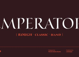 Emperator Font