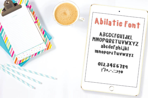 Abilatie  Font