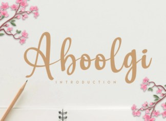 Aboolgi Font