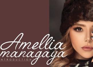 Amellia Managaya Font