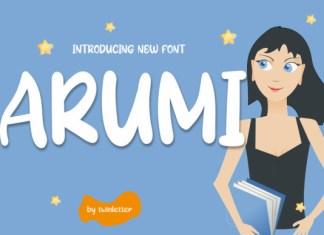 Arumi Font