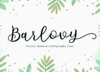 Barlovy Font