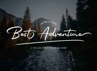 Best Adventure Font