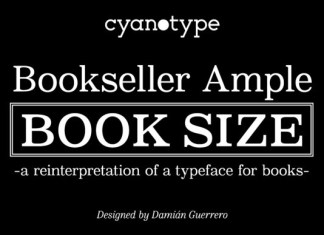 Bookseller Ample Font