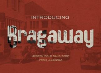 Bragaway Font