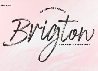 Brigton Font