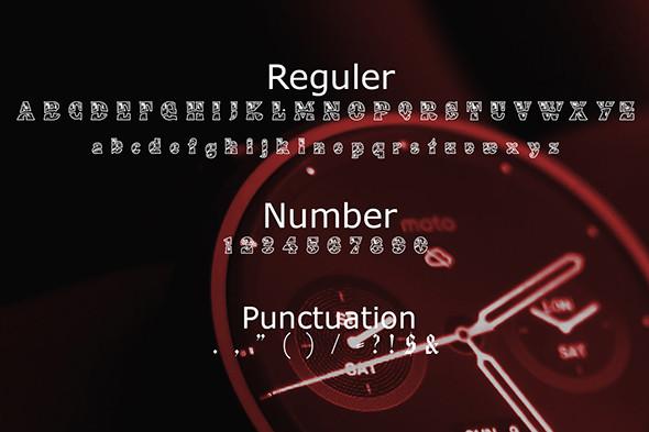 Buadaze Font