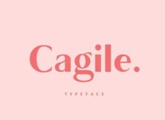 Cagile Font