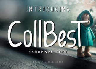 CollBest Font