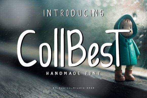 CollBest Font