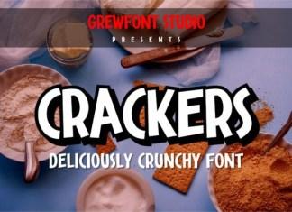 Crackers Font