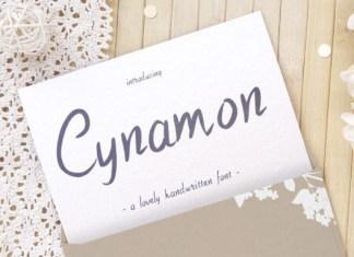 Cynamon Font