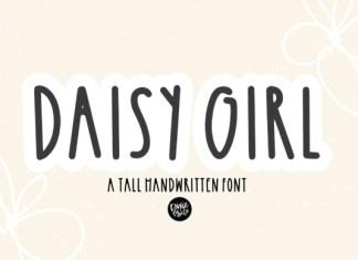 Daisy Girl Font