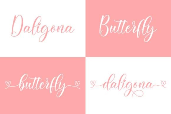 Daligona Font
