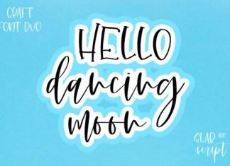 Dancing Moon Duo Font