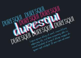 Duresqui Font