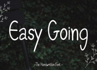 Easy Going Font