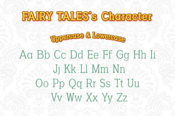 Fairy Tales Font