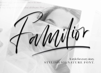 Familior Font