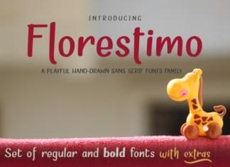 Florestimo Font