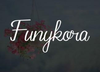 Funykora Font