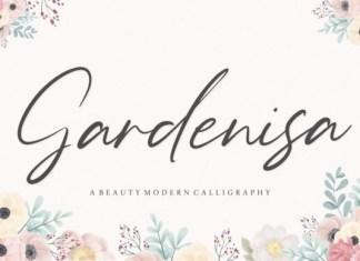Gardenisa Font