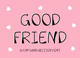 Good Friend Font