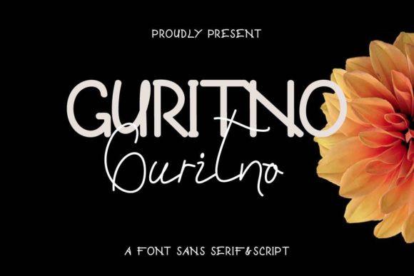 Guritno Font