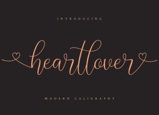 Heartlover Font