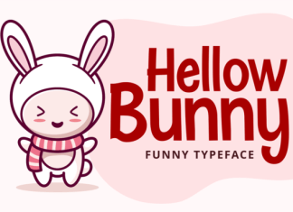 Hellow Bunny Font
