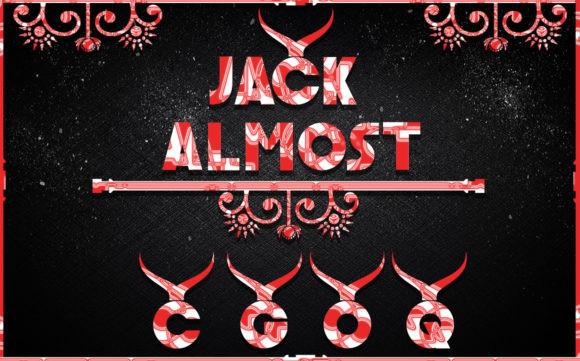 Jack Almost Font