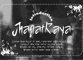 Jhagat Raya Font
