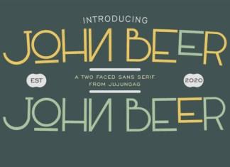 John Beer Font