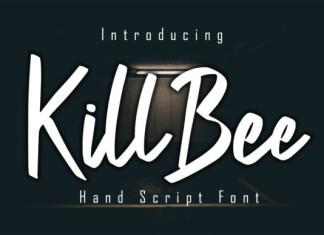 Kill Bee Font