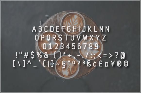 Kreotte Font