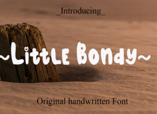 Little Bondy Font