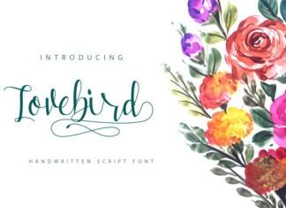 Lovebird Font