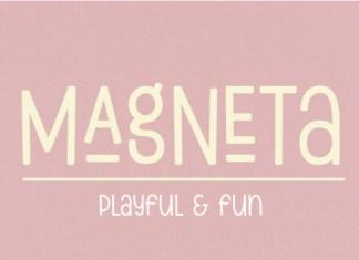 Magneta Font