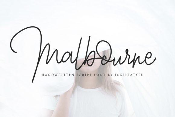 Malbourne Font