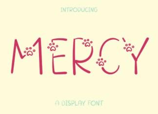 Mercy Font