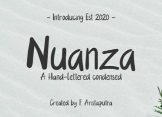 Nuanza Font