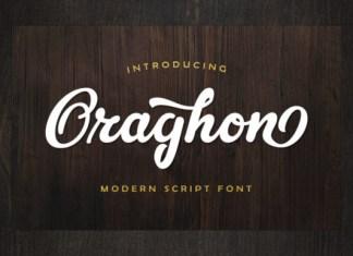 Oraghon Font