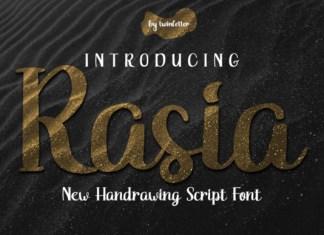 Rasia Font