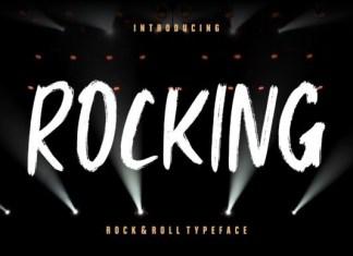 Rocking Font