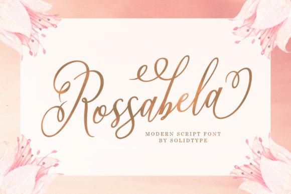Rossabela Font