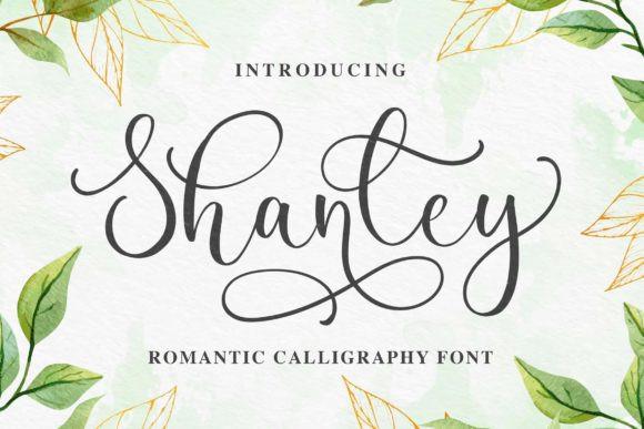Shanley Font