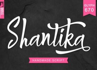 Shantika Font