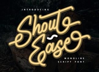 Shout Ease Font