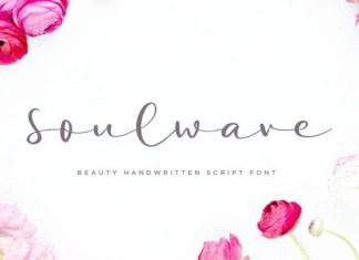 Soulwave Font